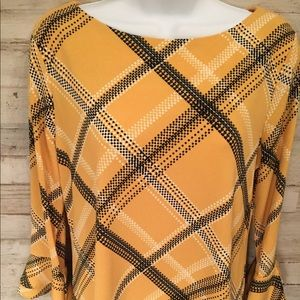 Charter Club Blouse.  Petite Large. New with tags.